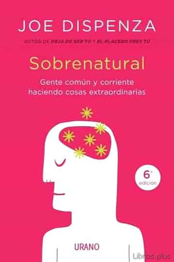 Descargar gratis ebook SOBRENATURAL en epub