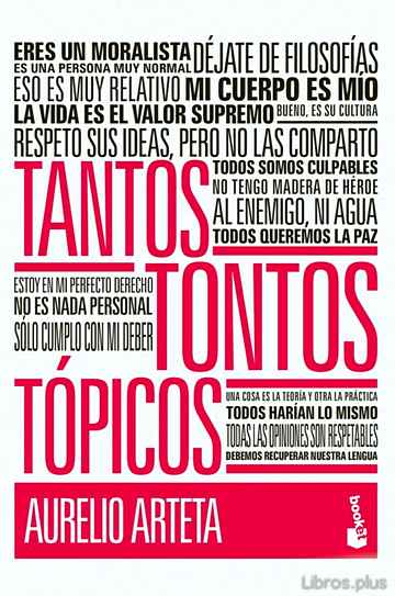 Descargar gratis ebook TANTOS TONTOS TOPICOS en epub