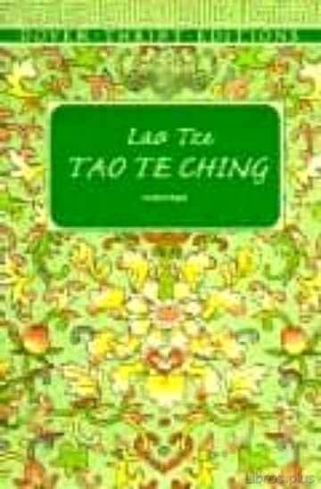 Descargar gratis ebook TAO TE CHING en epub