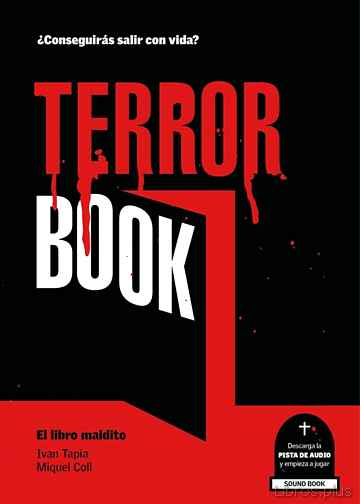 Descargar gratis ebook TERROR BOOK: EL LIBRO MALDITO en epub