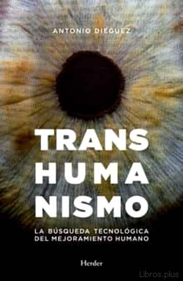 Descargar gratis ebook TRANSHUMANISMO en epub
