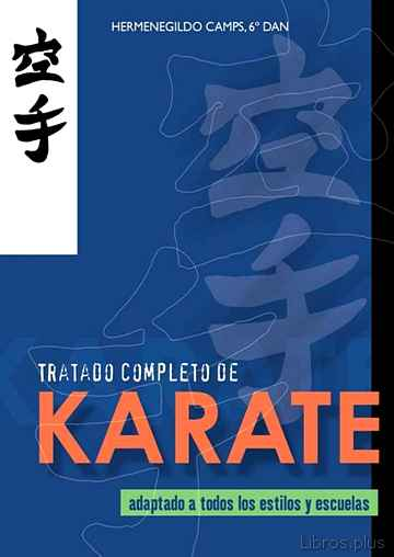 Descargar gratis ebook TRATADO COMPLETO DE KARATE en epub