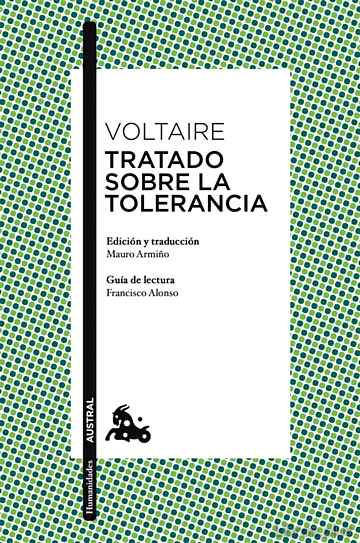 Descargar gratis ebook TRATADO SOBRE LA TOLERANCIA en epub