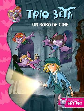 Descargar gratis ebook TRIO BETA 4: UN ROBO DE CINE en epub