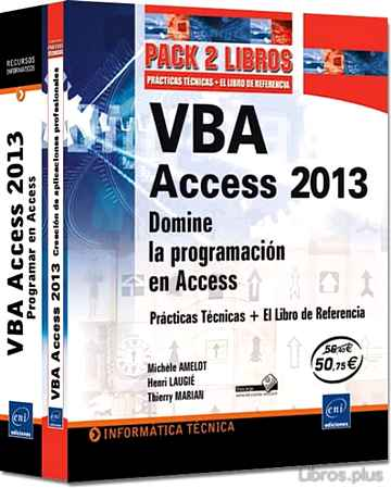 Descargar gratis ebook VBA ACCESS 2013 en epub
