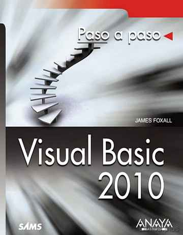 Descargar gratis ebook VISUAL BASIC 2010 (PASO A PASO) en epub