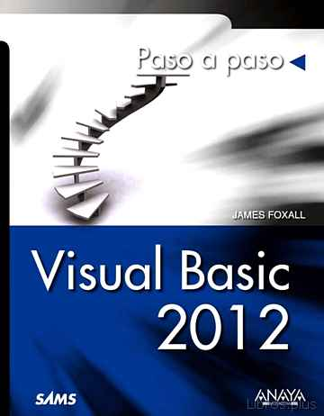Descargar gratis ebook VISUAL BASIC 2012 en epub