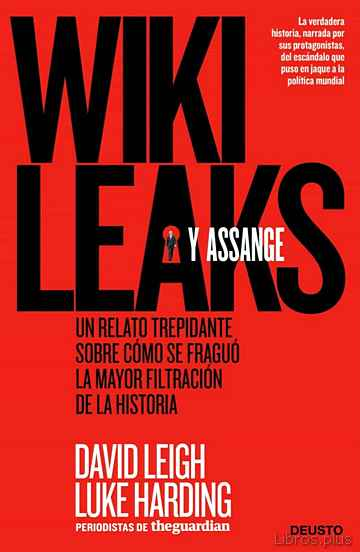 Descargar gratis ebook WIKILEAKS Y ASSANGE en epub